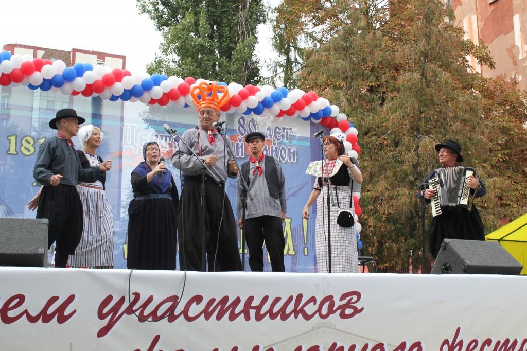 "Zarjanka: ""Reus"" lied Festival in Woronjezh 13.09.2012"